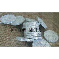 stainless steel sintered porous filter thumbnail image