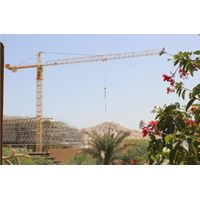 Competitive price of the QTZ125 tower crane
