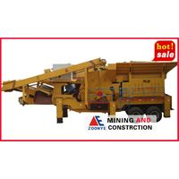 Mobile Stone Crusher Machine Usage and Application thumbnail image
