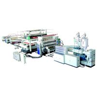PE/PP/PVC Sheet Production Line