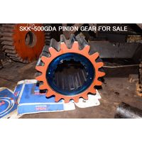 USED SKK-500GDA & OTHER MODELS OF PINION GEAR thumbnail image