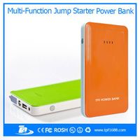 mini car jump starter with power bank 8000mah power supply