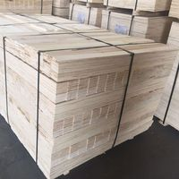 poplar core Laminated Veneer Lumber/LVL beam from Linyi supplier thumbnail image