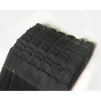 LEDON Tape Hair Extensions, Bodywave BW, Color 1B, Natural Black, 100% Human Hair Extensions
