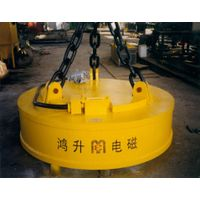 MW5 Series of Lifting Electromagnet for Handling Scrap Steel
