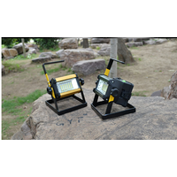 OTOFN Floodlight rechargeable portable mobile floodlight patch flash wide angle warning light thumbnail image