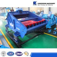 Low price wet river sand vibration dewater screen