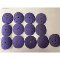 Purple Abrasive Disc for Car Paint Sanding