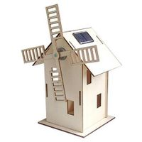 Solar Windmill Model thumbnail image