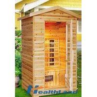 Outdoor sauna thumbnail image
