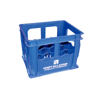 Plastic crate for bottle 20bottles HH-298