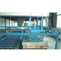 Magnesium oxide board machine with 1,35 million capacity thumbnail image
