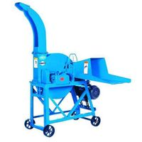 Straw Grinder Machine/Straw Pulverizer/Silage Forage Cutter