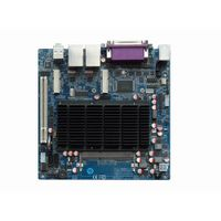 D525  motherboard with 2 LAN