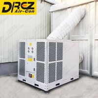 Portable Commercial Tent Air Conditioner 15HP Outdoor Events Cooling And Heating Usage