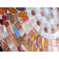 [JNJ] Hot Melt Glass Mosaic