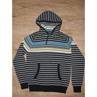 Mens hoody sweater thumbnail image