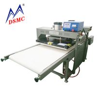 60 by 80cm 380v 3.5kw pneumatic cold and hot pressing maschine