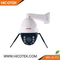Hicotek WiFi 4G Speed Dome Digital Zoom Security Surveillance CCTV IP PTZ Camera thumbnail image