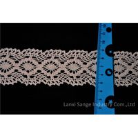 High Quality Cotton Crochet Lace for Garment