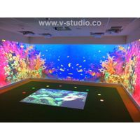 Interactive Floor And Wall Projection by V-Studio thumbnail image