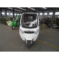 Electric motorcycle for passenger