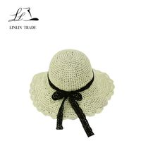 Promotional wholesale paper straw summer beach hat women hats thumbnail image