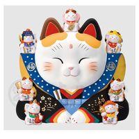 """Lucky Cat """"YAKUSHIGAMA"""" Japan design brand"""