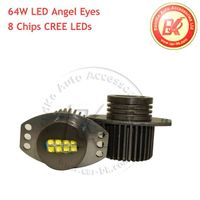 64W CREE LED Angel Eyes Marker For BMW thumbnail image