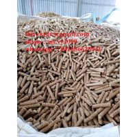 wood pellet using boiler heating