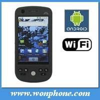 H6 Google Android 2.1 mobile phone with TV function thumbnail image