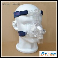 CPAP nasal mask with headstrap