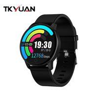 Bluetooth Smart Watch Blood Pressure Heart Rate Monitor Sport Smartwatch Fitness Tracker Bracelet thumbnail image