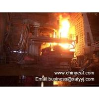 Steel production Electric arc furnace