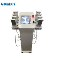 3D laser lipo 650nm 780nm 940nm laser diode slimming machine