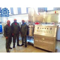 VEM-250Liter Ketchup Making Machine/Juice Homogenizer/Additive Agent Vacuum Emulsifying Mixer