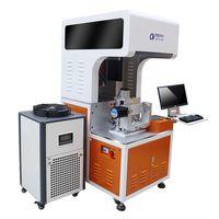 UVLasermarker uvlasermarkingmachineIPG laser source marking machine for Jewelry