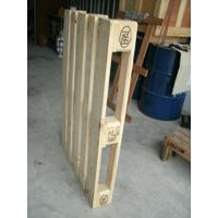 Euro wood pallet second hand