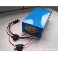 24v 24ah rechargeable solar battery 24v for solar energy ups storage