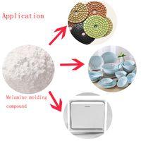 Melamine resin melamine moulding compound for tableware