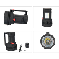 Led portable light charging strong light portable work light outdoor multi-function patrol searchlig thumbnail image