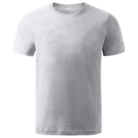 round tshirt grey men's clothing