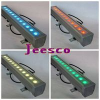 12pcs*6W RGB 3in1 LED waterproof wall washer light/stage light/disco light thumbnail image