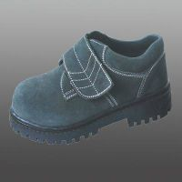 Labor Safety Shoes with Rubber Sole