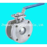 Sell Wafer Type Ball Valve