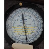 MD Totco pump pressure circular recorder indicator system 10126853-011 M365-415