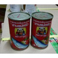 3 ladies canned fish