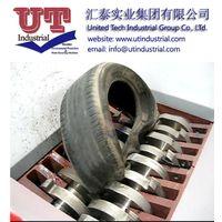 Tire Shredder/Tyre shredder machine/Tire recycling machine thumbnail image