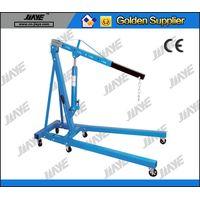 2TON Hydraulic folding engine crane thumbnail image