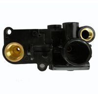 Automotive Industry Spare Parts injection moulding with metal inserted
